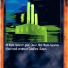 Rage Mass Pollution (The Wyrm) near mint card
