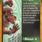 Rage Rite of Realm Binding (The Umbra) near mint card