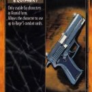 Rage 9mm Semi-Auto Pistol (Limited Edition) near mint card