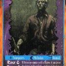 Rage Antonine Teardrop (Unlimited Edition) near mint card