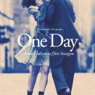 ONE DAY MINI MOVIE POSTER ANNE HATHAWAY JIM STURGESS