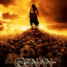 CONAN 3D (free shipping) MINI MOVIE POSTER