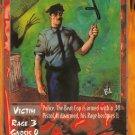 Rage Beat Cop (The Wyrm) near mint card