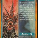 Rage Horns of the Impaler (The Wyrm) near mint card