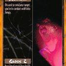 Rage Red Hot Baby Powder (The Wyrm) near mint card