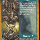 Rage Subjugation of Gaia (The Wyrm) near mint card