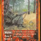 Rage Survival Nut (The Wyrm) near mint card