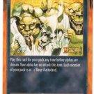 Rage Toga Party (The Wyrm) near mint card
