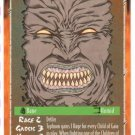 Rage Typhoon the Unpure (The Wyrm) near mint card