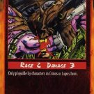 Rage Bite (Unlimited Edition) near mint card