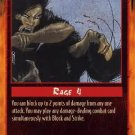 Rage Block (Limited Edition) near mint card