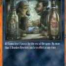 Rage Drunken Revelry (Unlimited Edition) near mint card