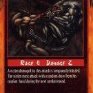 Rage Eyes Gouged (Limited Edition) near mint card