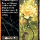 Rage Flower of Aphrodite (Unlimited Edition) near mint card