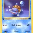 Pokemon Squirtle (Team Rocket) 1st Edition #68/82 near mint card