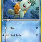 Pokemon Squirtle (Crystal Guardians) #63/100 near mint card common