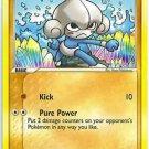 Pokemon Meditite (Crystal Guardians) #56/100 near mint card common
