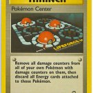 Pokemon Trainer Pokemon Center (Base 2) near mint card #114/130