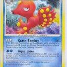 Pokemon Octillery (Mysterious Treasures) Reverse Holo #57/123 near mint card uncommon
