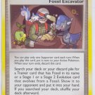 Pokemon Fossil Excavator (Mysterious Treasures) Reverse Holo #111/123 near mint card uncommon