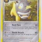 Pokemon Shieldon (Mysterious Treasures) Reverse holo #63/123 near mint card uncommon