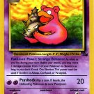 Pokemon Slowbro (Fossil) 1st Edition #43/62 near mint card Uncommon