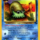 Pokemon Omanyte (Fossil) Unlimited Edition #52/62 near mint card Common