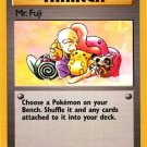 Pokemon Mr. Fuji (Fossil) 1st Edition #58/62 near mint card Uncommon