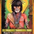 Rage Jubati (Unlimited Edition) near mint card