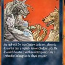 Rage Leadership Challenge (Unlimited Edition) near mint card
