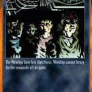 Rage Lost Calling (Unlimited Edition) near mint card