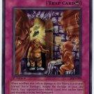 Yugioh Trap of Board Eraser PGD-099 Unlimited Edition near mint card Super Rare Holo
