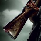 Inglorious Basterds (Bastards) Advance movie poster (2009) 27 x 39 single-sided Brad Pitt