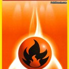 Pokemon Fire Red Energy (Base Set One) 98/102 near mint card