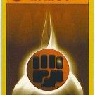 Pokemon Fighting Energy (Base Set One) #97/102 near mint card