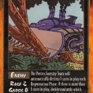 Rage Pentex Forestry Team (Limited Edition) near mint card