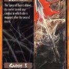 Rage Spear of Deceit (Unlimited Edition) near mint card