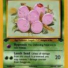 Pokemon Exeggcute (Jungle) #52/64 near mint card Unlimited Edition Common