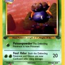 Pokemon Gloom (Jungle) 36/64 near mint card Unlimited Edition Uncommon