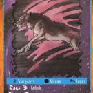 Rage Thunder Tiger (Unlimited Edition) near mint card