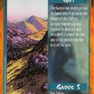 Rage Trackless Waste (Limited Edition) near mint card