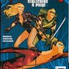Green Arrow and Black Canary #9 near mint comic (2007)