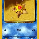 Pokemon Staryu (Base Set) Unlimited Edition #65/102 near mint card Common