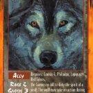 Rage Wolf-Spirit (Limited Edition) near mint card