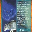 Rage Catfeet Cat Feet (Unlimited Edition) near mint card