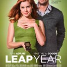 LEAP YEAR MOVIE POSTER FREE SHIPPING AMY ADAMS