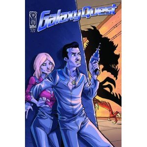 GALAXY QUEST GLOBAL WARNING #3 cover A near mint comic