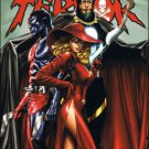 Black Terror #1 near mint comic (2008) 1st printing