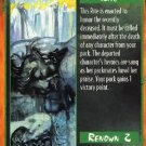 Rage Gathering for the Departed (Unlimited Edition) near mint card