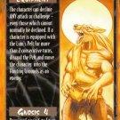 Rage Lion's Pelt (The Wyrm) near mint card